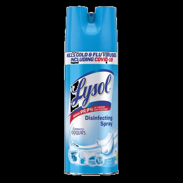 Lysol Desinfiointispray Fresh Linen